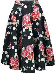 Collarette 50s Skirt