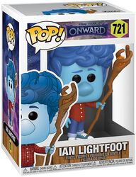 Ian Lightfoot Vinyl Figure 721 (figuuri)