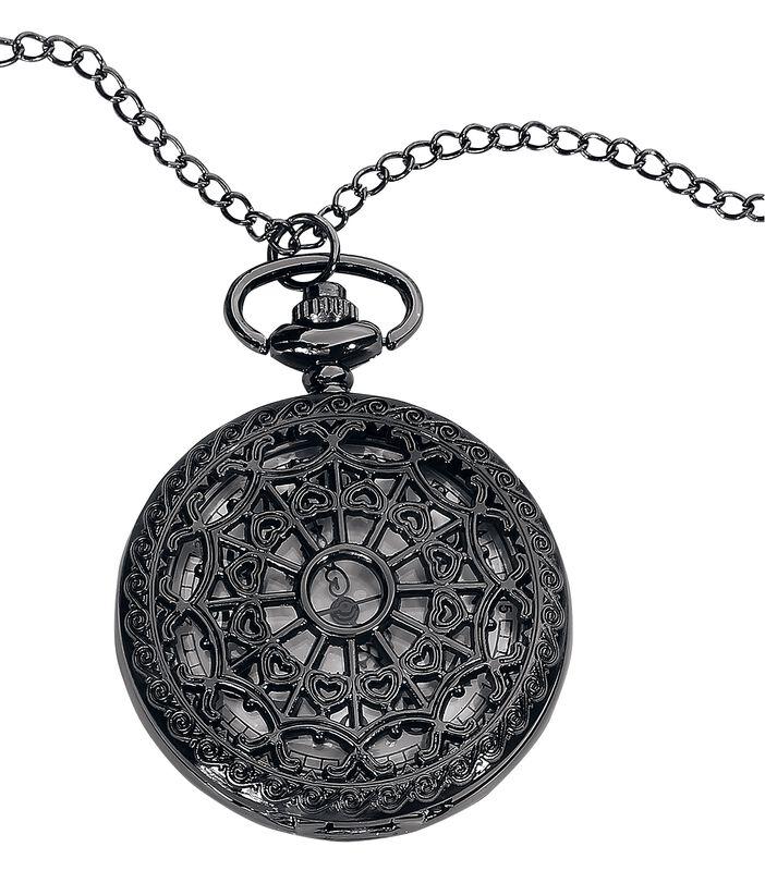 Mandala Pocket Watch