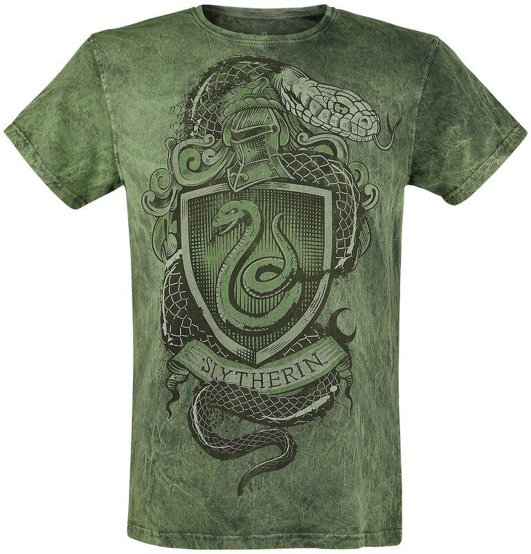 Slytherin - The Snake