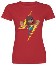 Ms. Marvel - Cute
