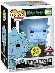 Hologram Rick Clone Vinyl Figure 666 (figuuri)