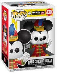 Mickey's 90th Anniversary - Band Concert Mickey Vinyl Figure 430 (figuuri)