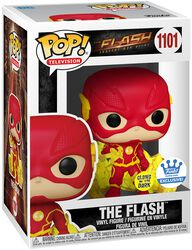 The Flash (Glow in the Dark) (Funko Shop Europe) Vinyl Figure 1101 (figuuri)