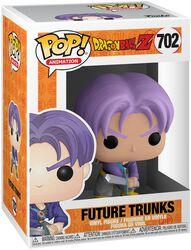 Z - Future Trunks Vinyl Figure 702 (figuuri)