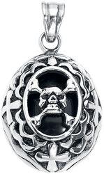 Ornamental Fame Skull