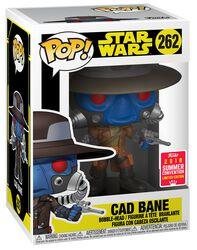 Clone Wars SDCC 2018 - Cad Bane Vinyl Figure 262 (figuuri)