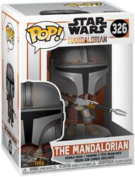 The Mandalorian  - Vinyl Figure 326 (figuuri)