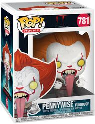 Chapter 2 - Pennywise Funhouse 781 (figuuri)