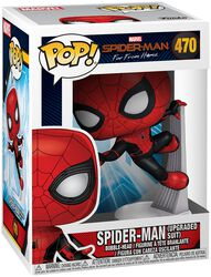 Far From Home - Spider-Man (Upgraded Suit) Vinyl Figure 470 (figuuri)
