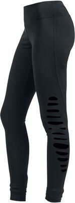 Ladies Side Cut Leggings