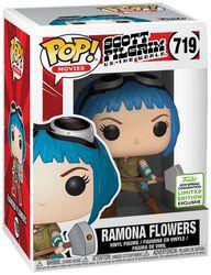 Scott Pilgrim vastaan maailma ECCC 2019 - Ramona Flowers (Funko Shop Europe) Vinyl Figure 719 (figuuri)