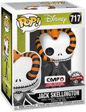 Jack Skellington Vinyl Figure 717 (figuuri)