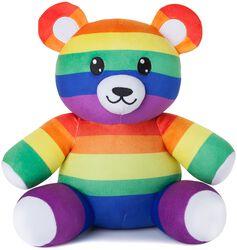 Quinn the Rainbow Teddy