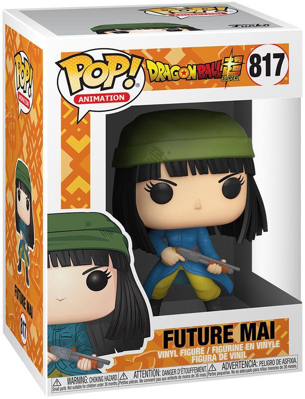 Super - Future Mai Vinyl Figure 817 (figuuri)
