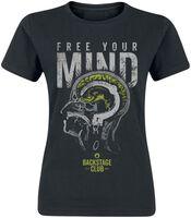 BSC naisten T-paita 11/2020