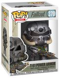 T-51 Power Armor Vinyl Figure 370 (figuuri)