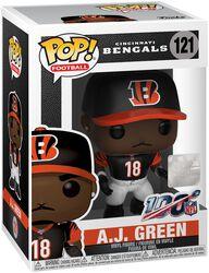 Cincinnati Bengals - A. J. Green Vinyl Figure 121 (figuuri)