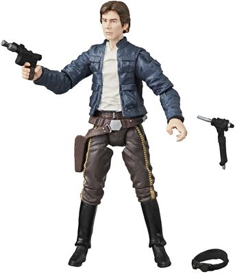The Empire Strikes Back - Han Solo (Bespin) (Vintage Collection)