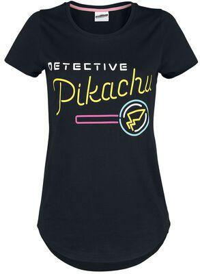 Detective Pikachu - Logo