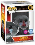 Rafiki (Flocked) (Funko Shop Europe) Vinyl Figure 551 (figuuri)