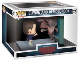Eleven & Demogorgon (Movie Moments) Vinyl Figure 727 (figuuri)