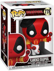 30th Anniversary - Flamenco Deadpool Vinyl Figure 778 (figuuri)