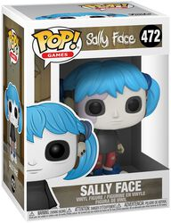 Sally Face Vinyl Figure 472 (figuuri)