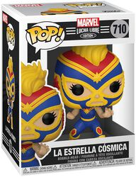 La Estrella Cosmica - Marvel Luchadores - Vinyl Figure 710 (figuuri)