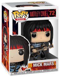 Mick Mars Rocks Vinyl Figure 72 (figuuri)