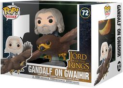 Gandalf On Gwaihir (Pop Rides) Vinyl Figure 72 (figuuri)