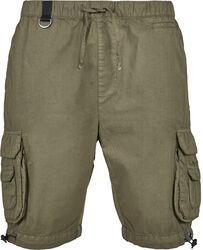 Double Pocket Cargo Shorts