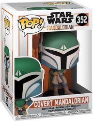The Mandalorian - Covert Mandalorian Vinyl Figure 352 (figuuri)