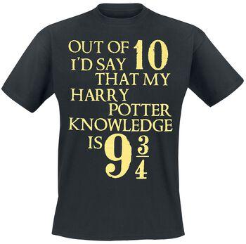 Knowledge 9 3/4
