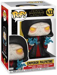 The Rise of the Skywalker - Emperor Palpatine Vinyl Figure 433 (figuuri)