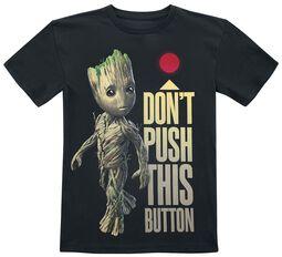 Kids - Groot Button