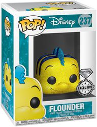 Flounder (Diamond Collection) Vinyl Figure 237 (figuuri)