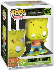 Zombie Bart Vinyl Figure 1027 (figuuri)