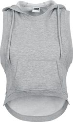 Hooded Terry Tank