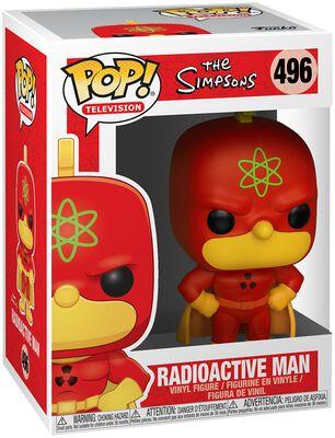 Radioactive Man Vinyl Figure 496 (figuuri)