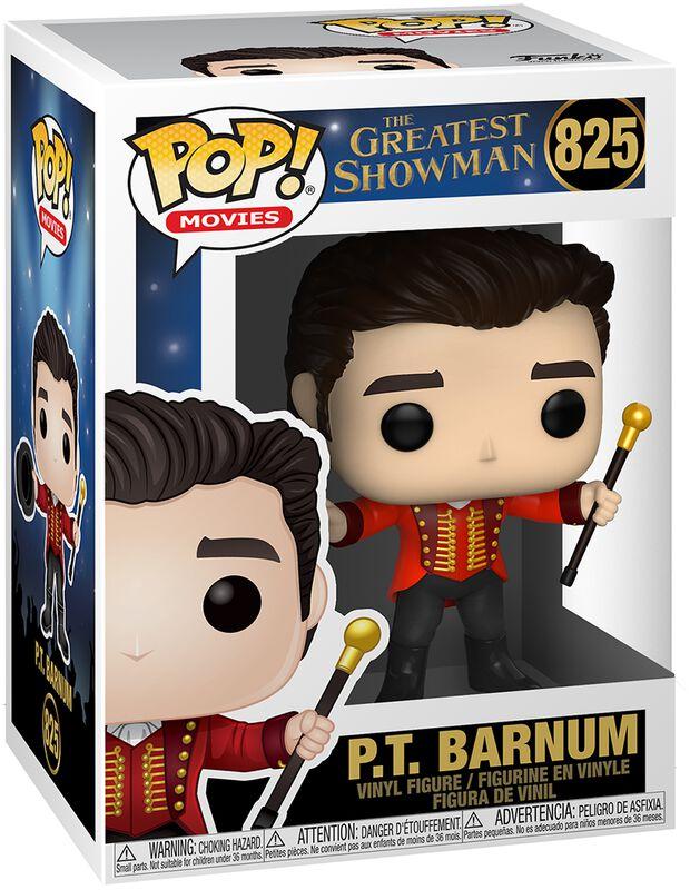 Greatest Showman P.T. Barnum Vinyl Figure 825 (figuuri)