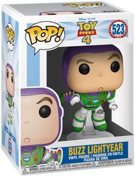 4 - Buzz Lightyear Vinyl Figure 523 (figuuri)