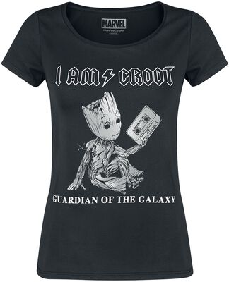 I Am Groot - Thunder