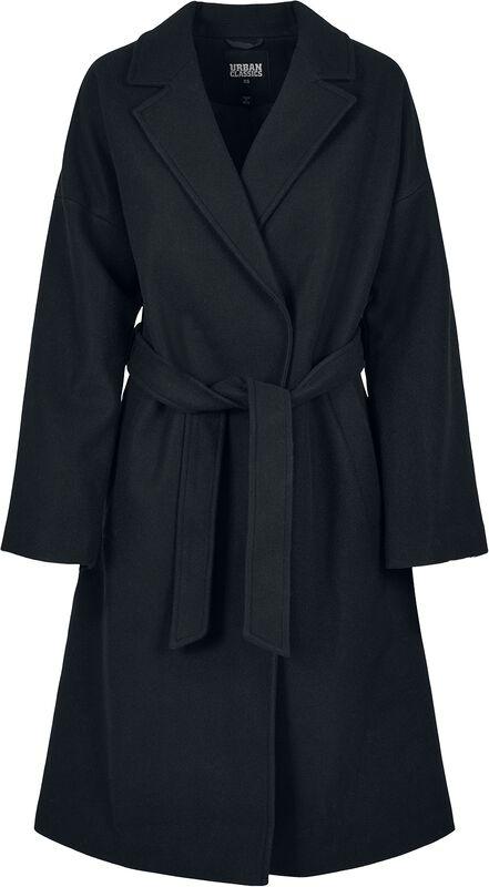 Ladies Oversized Classic Coat päällystakki