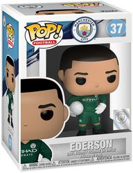 Football Manchester City - Ederson Vinyl Figure 37 (figuuri)