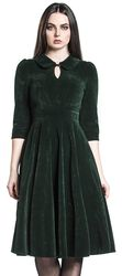 Glamorous Velvet Tea Dress