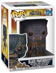 Black Panther Warrior Fall Vinyl Figure 274 (figuuri)