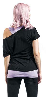 T-paita unensieppaajapainatuksella