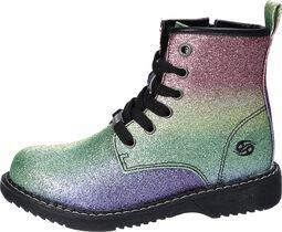 Rainbow Glitter Boots maiharit