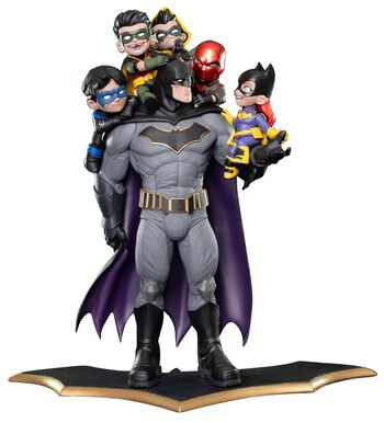 Q-Master MAX (Diorama) Batman - Family (figuuri)
